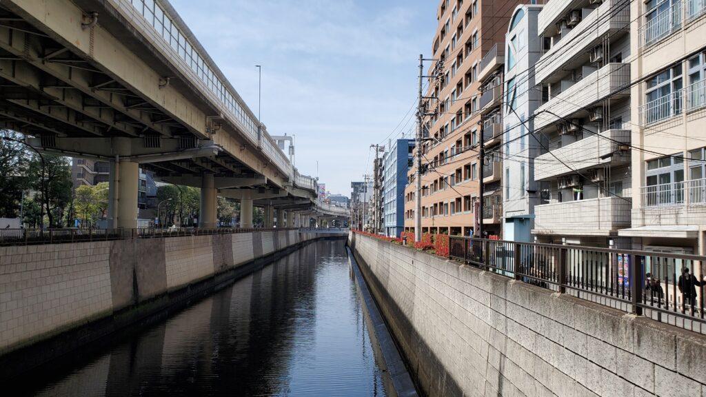 神田川風景